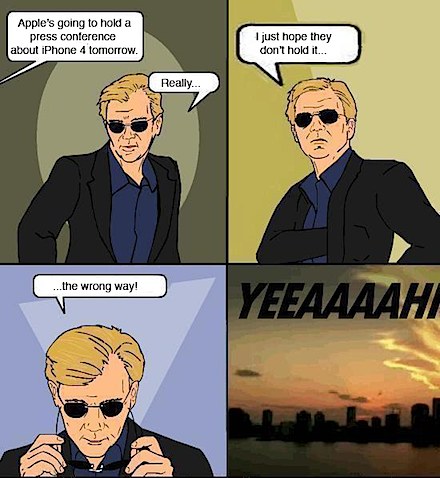 Apple iPhone 4 Press Conference, CSI Miami.png